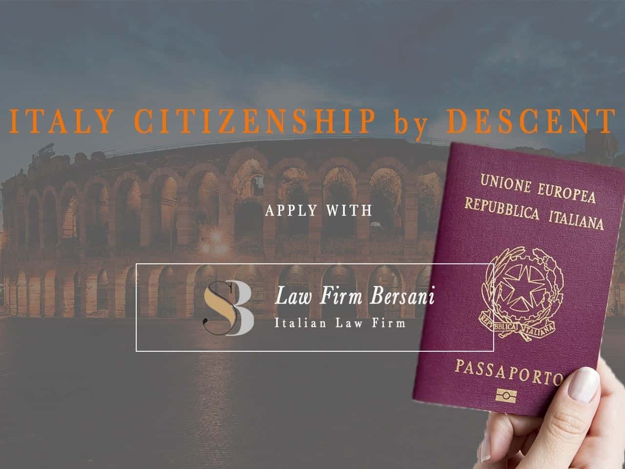 italian citizenship by descent italy citizenship descent italian citizenship ancestry